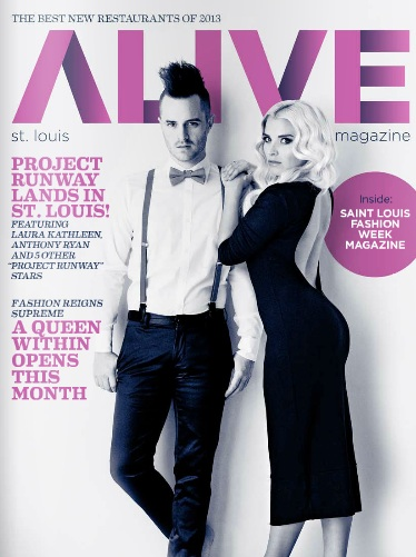AlIVE Magazine 2013
