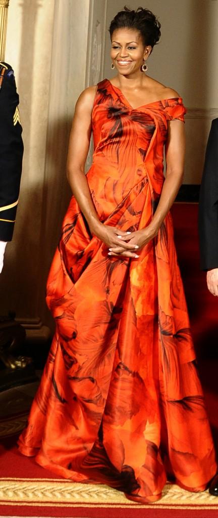 Obama S Designer Refusing To Design For Malania Trump True