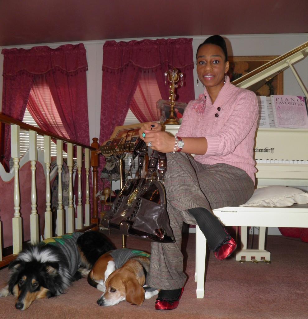 Vinny, Gio and Me