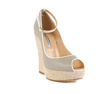 Closed Toe High Heel Shoes