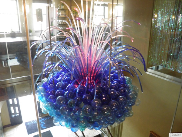Chihuly artwork