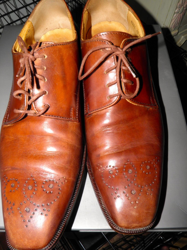 Leather Huney Shoes