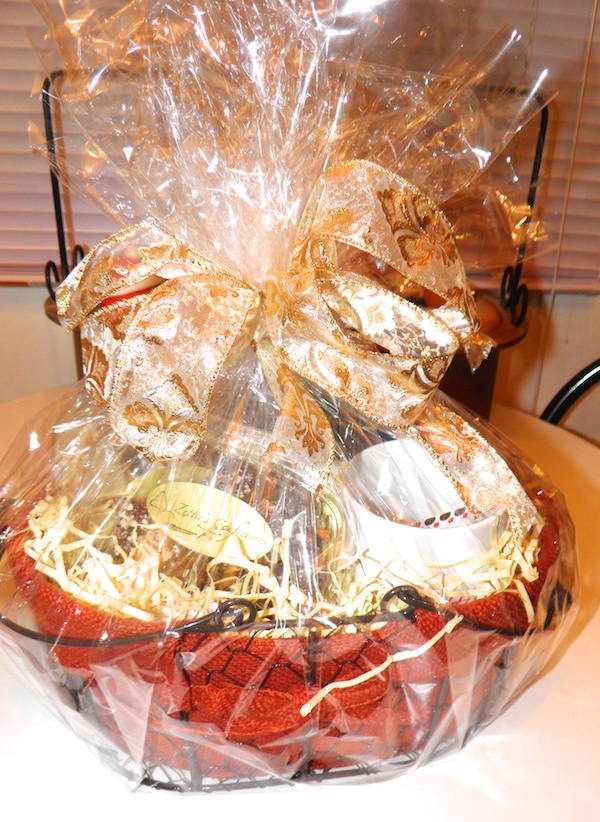 Ms. Zettie's Gift Basket