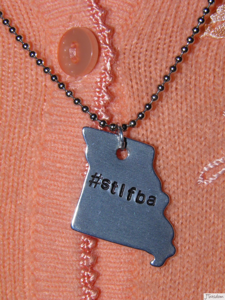 #stfba necklace