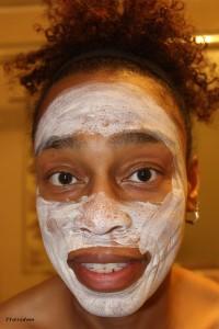 Valencia Skin Detoxifying Mask
