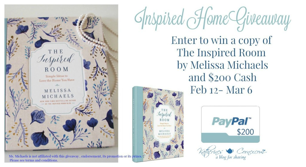 inspired Home Giveaway main image