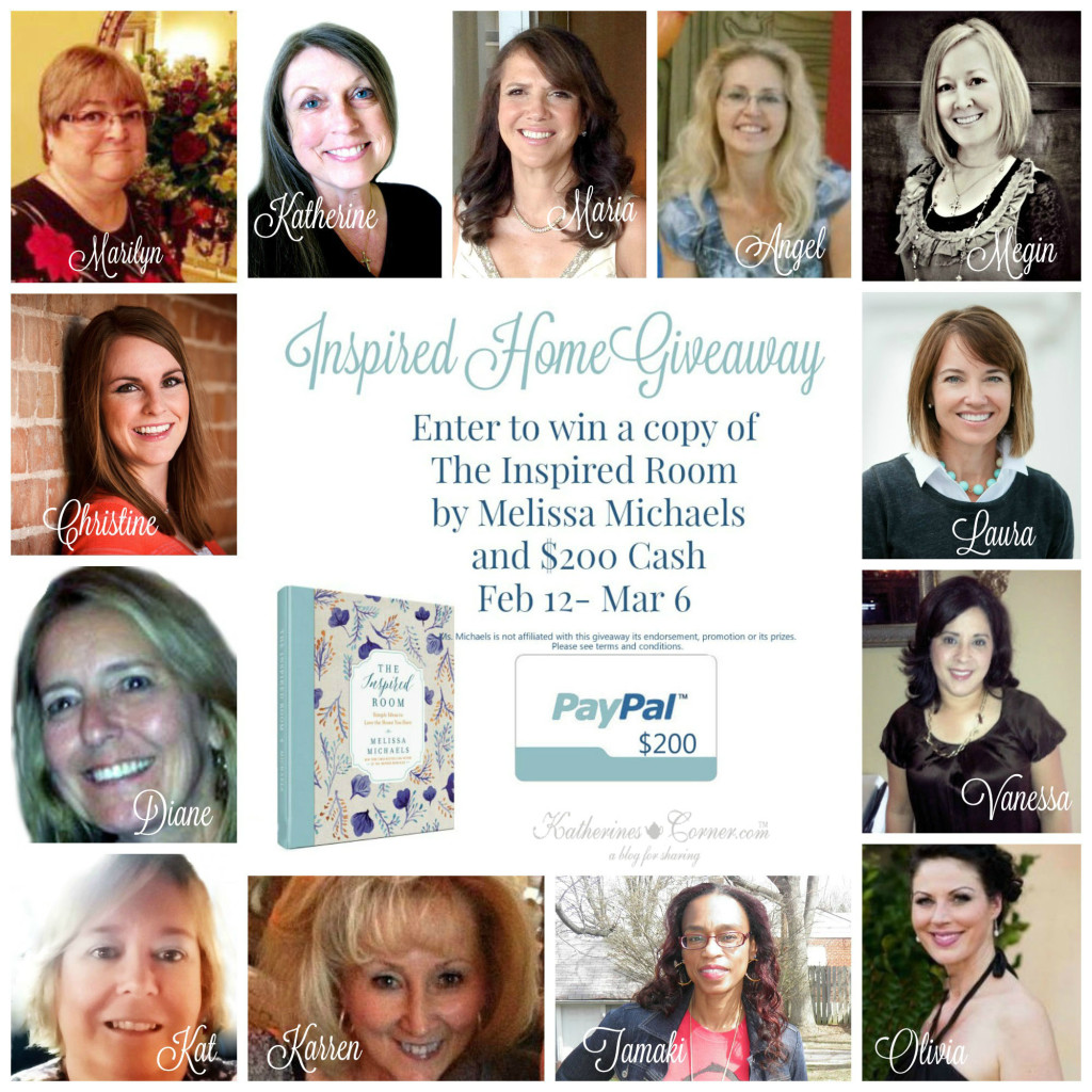 inspired home giveaway hostesses