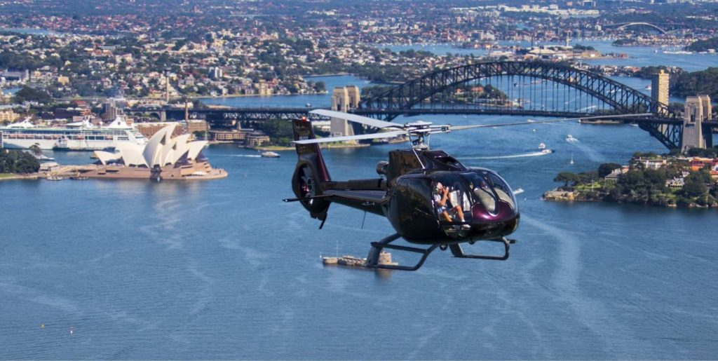 Learn about the five ways that help make your helicopter experience exhilarating and exciting.
