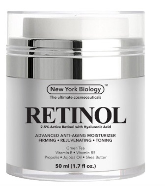 New York Biology Anti Aging Moisturizer