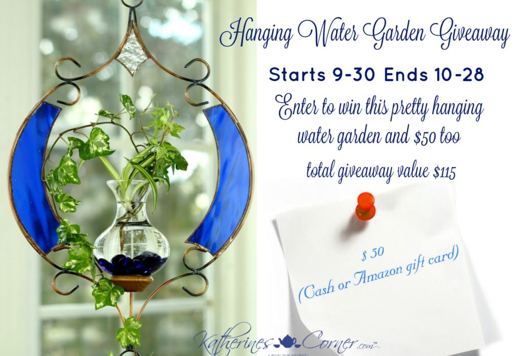 water-garden-giveaway-prizes