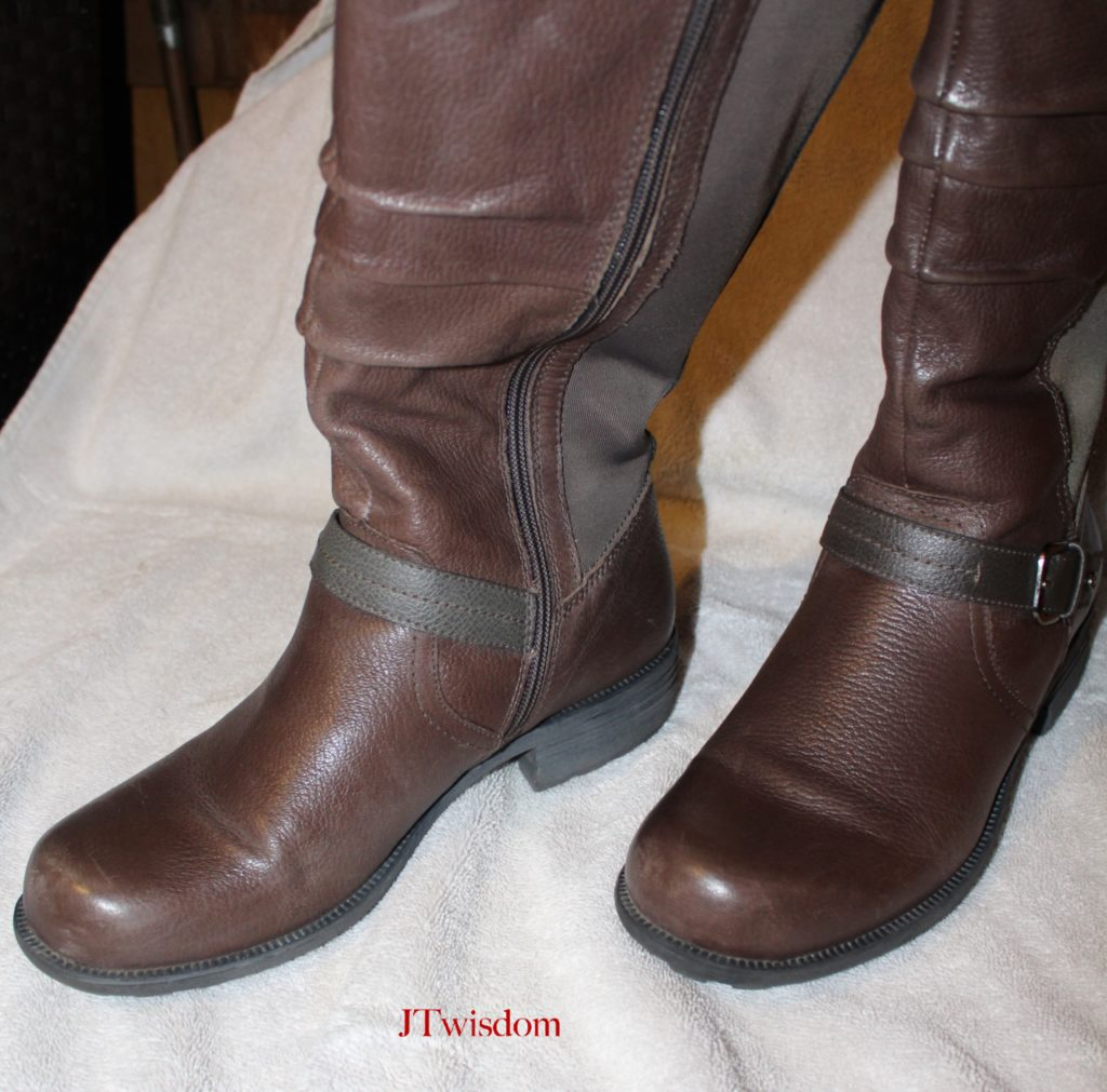Earth Origin Leather boots