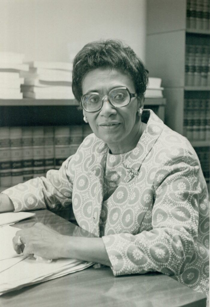 Frankie Muse Freeman - Photo courtesy of Missouri History Museum