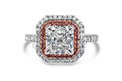Why Pink Diamond Rings Have Become Popular | Bubbling with ...